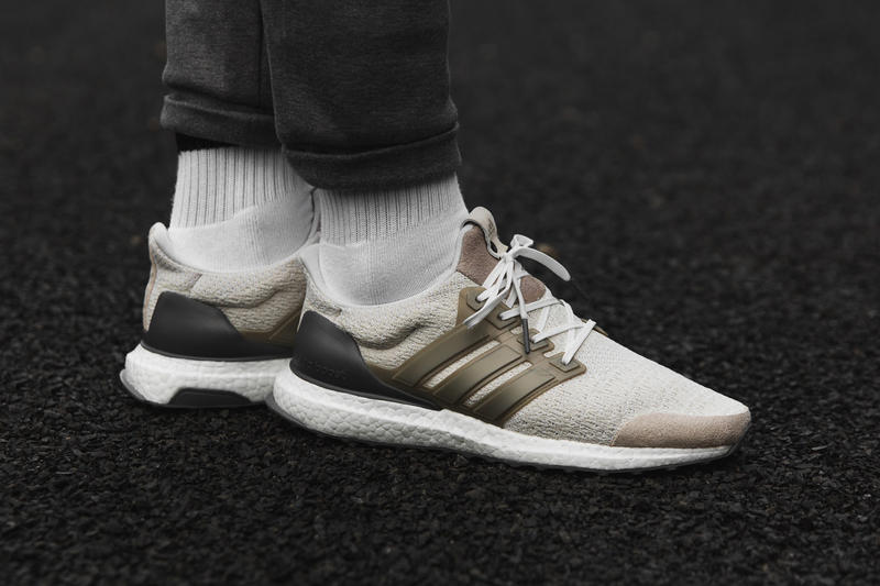 1d410b7226c88 adidas Consortium UltraBOOST Lux Ultra BOOST Vintage White Chocolate Brown  2017 December 9 Release Date Info