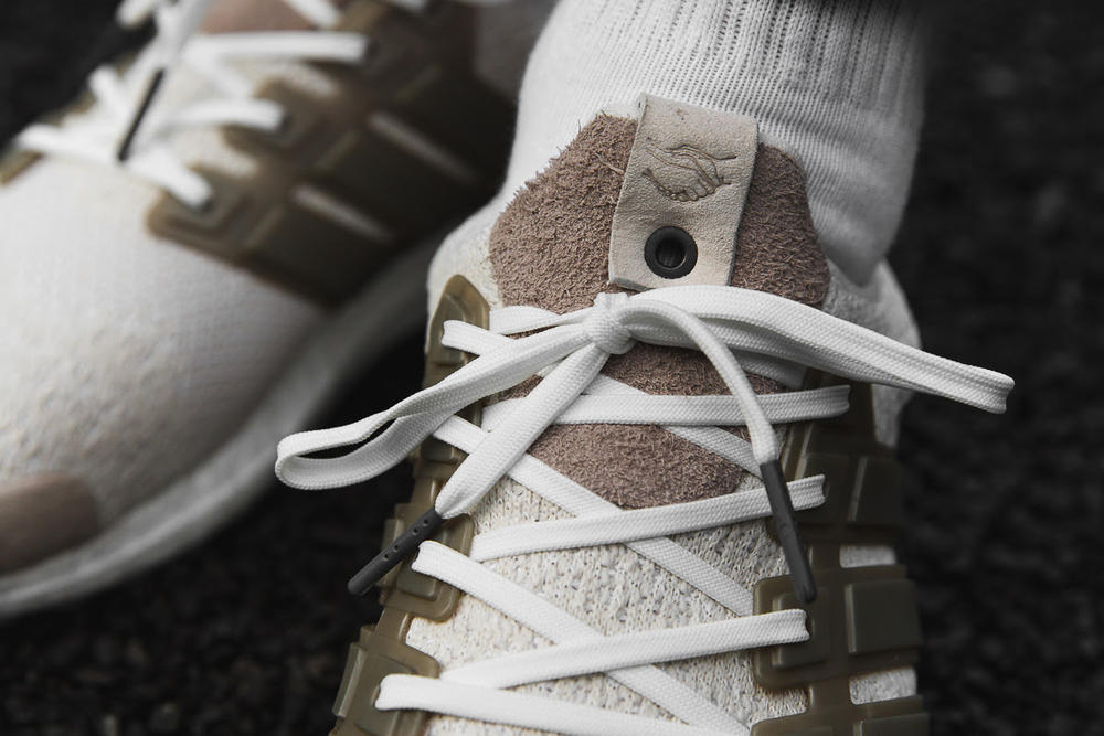 adidas Consortium UltraBOOST Lux Ultra BOOST Vintage White Chocolate Brown 2017 December 9 Release Date Info Sneakers Shoes Footwear