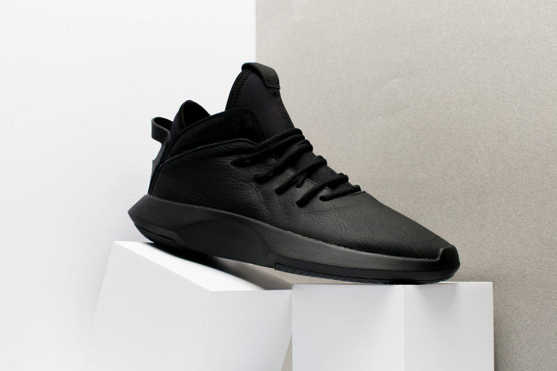 adidas Crazy 1 ADV Black Leather Kobe Bryant