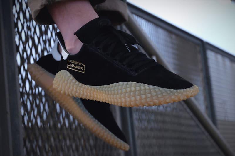 adidas Originals Kamanda 2018 Release Date Black White Gum