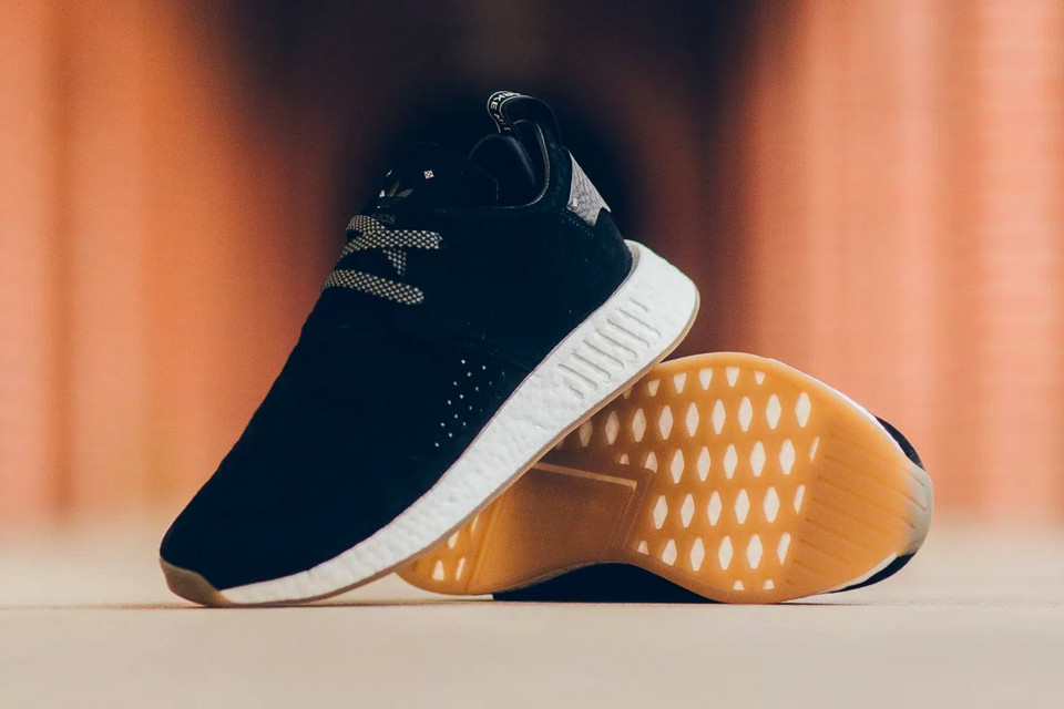 adidas s NMD C2 Debuts in Smooth