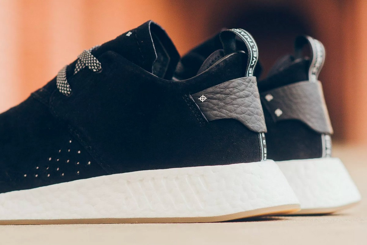 NMD C2 Debuts in Smooth \
