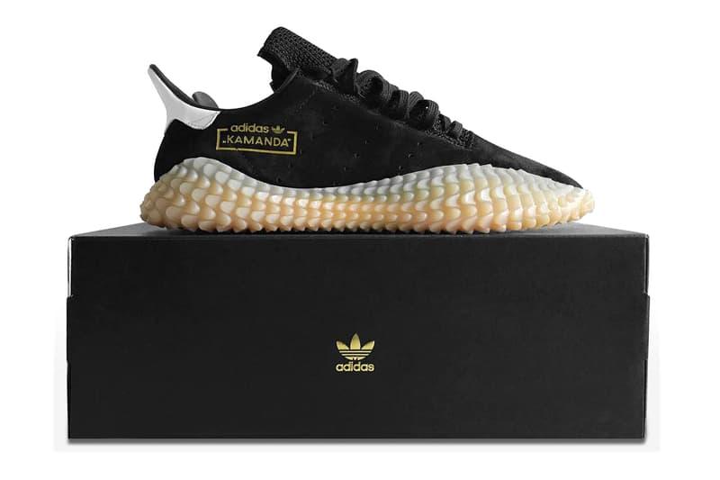 adidas Originals Kamanda Black White 2018 Release Date