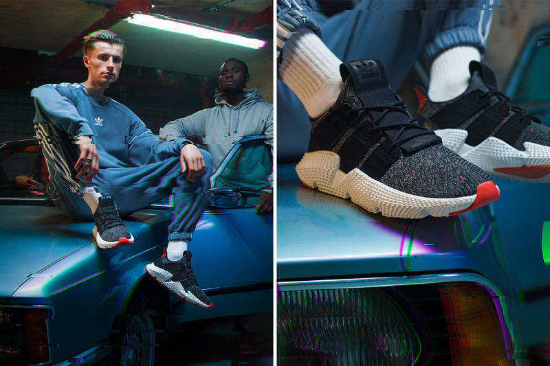 adidas Originals Officially Unveils New Prophere Silhouette. A new  chunky-soled sneaker. 358bec595