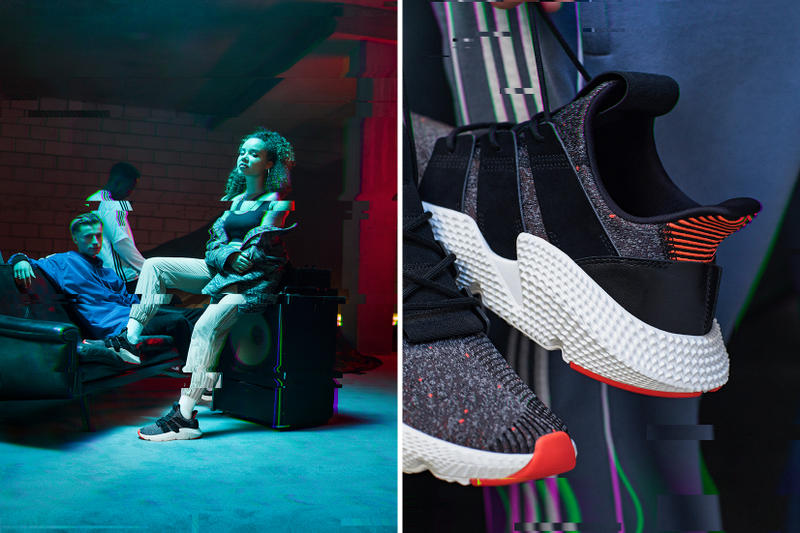adidas Originals Prophere Sneaker Silhouette Unveiled Oversized Chunky Sole Daniel Arsham
