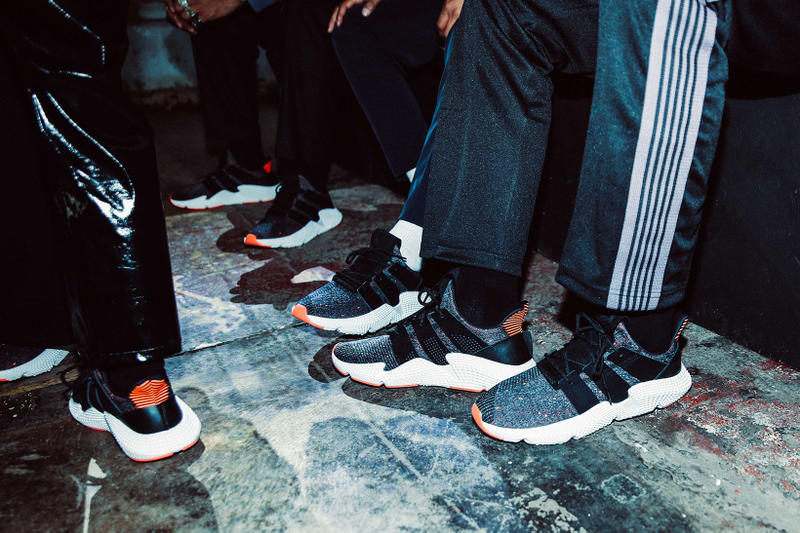 adidas Originals Prophere Sneaker Launch Global Live Stream Berlin London Paris New York