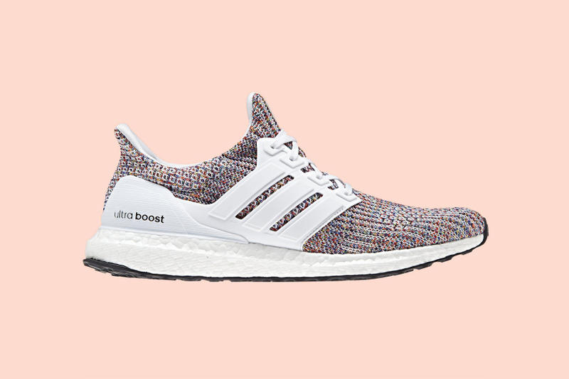 adidas UltraBOOST 4 0 Multicolor Ultra BOOST 2018 November Release Date Info Sneakers Shoes Footwear