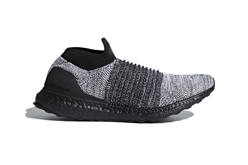 adidas UltraBOOST Laceless Black Boost Grey Ultra BOOST 2017 December 2018 Release Date Info Sneakers Shoes Footwear