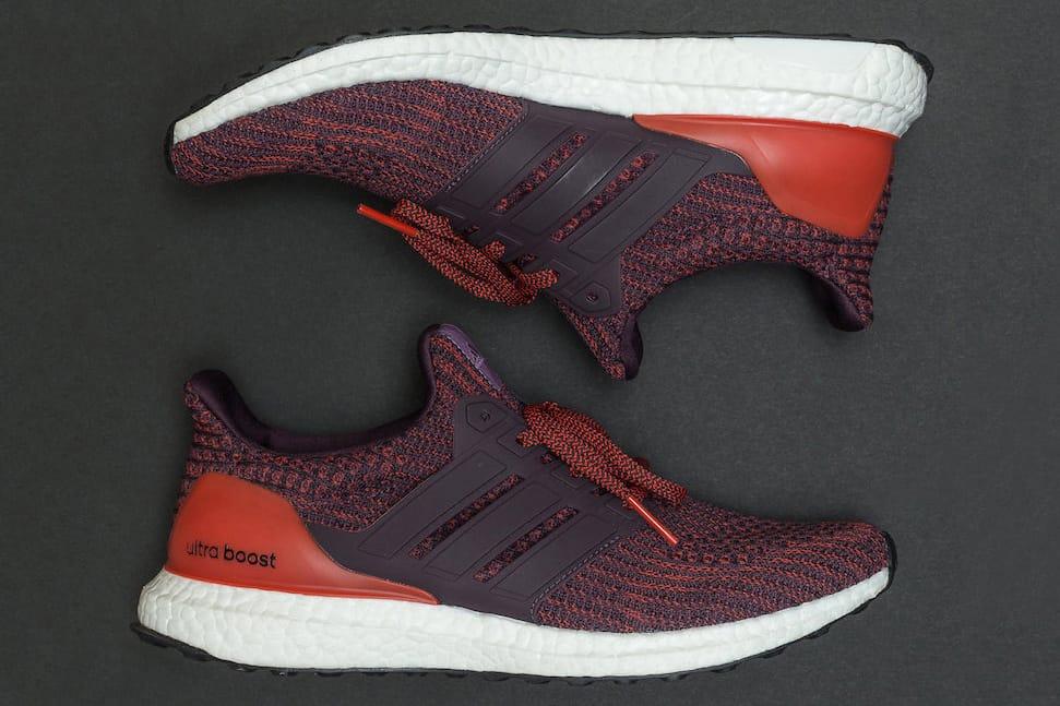 maroon ultra boost 4.0