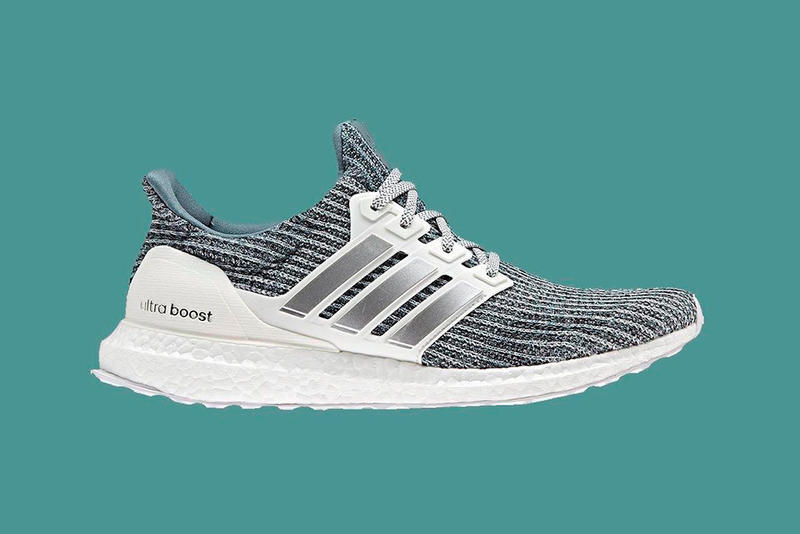 adidas UltraBOOST 4.0 LTD Show Your Stripes Cloud White Silver Metallic Three Stripes Summer 2018