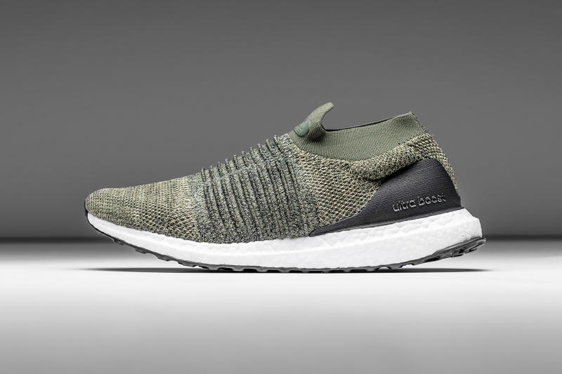 1cc43cad7cc2d adidas UltraBOOST Laceless Olive 2017 December 13 Release Date Info  Sneakers Shoes Footwear Politics