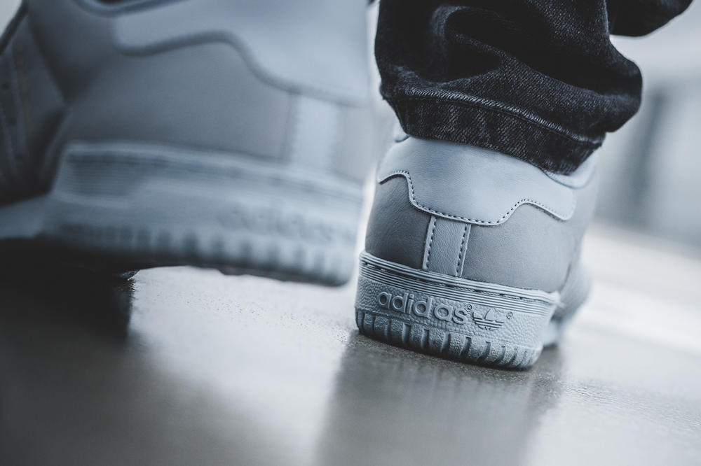 adidas YEEZY POWERPHASE Grey Official Store List
