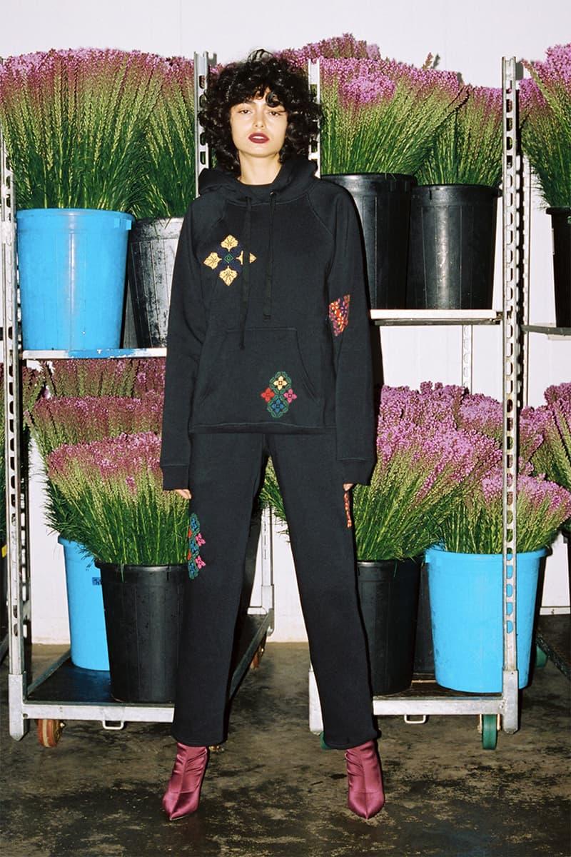 "ADISH Spring/Summer 2018 Lookbook ""We Made You"" Jordan Nassar Palestinian Embroidery"
