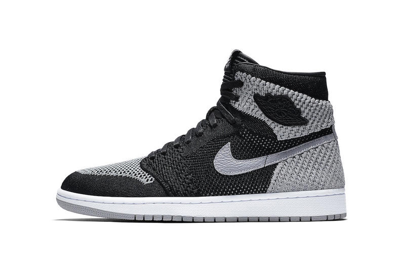 fffa3a4939323d Air Jordan 1 Flyknit Shadow 2018 January 13 Release Date Info Sneakers  Shoes Footwear