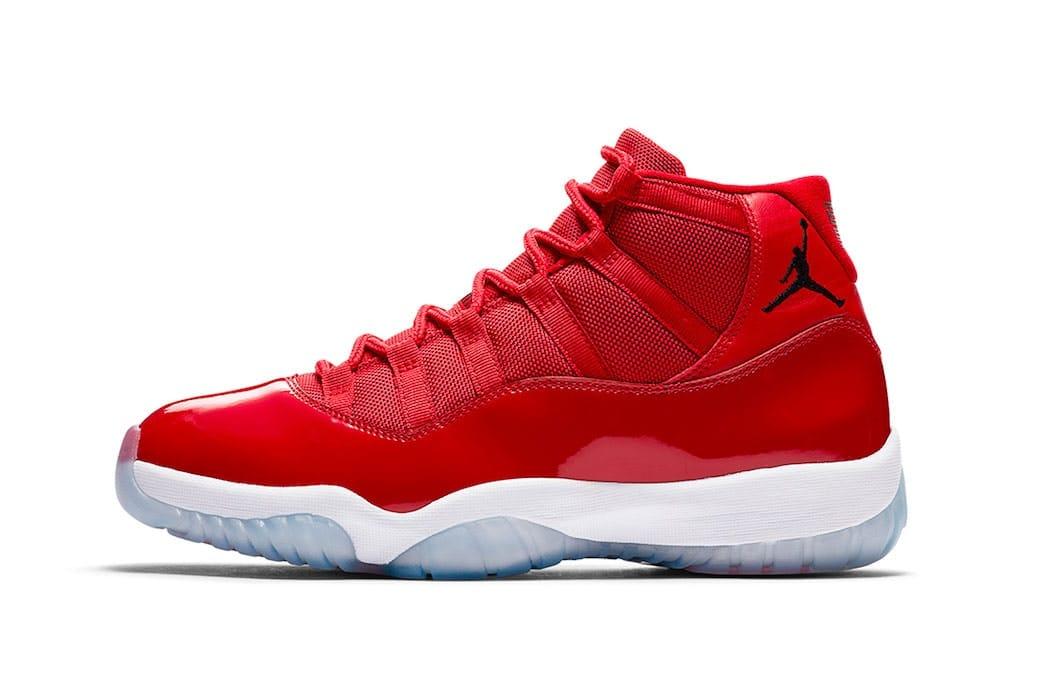 Thieves Steal Air Jordan 11s From
