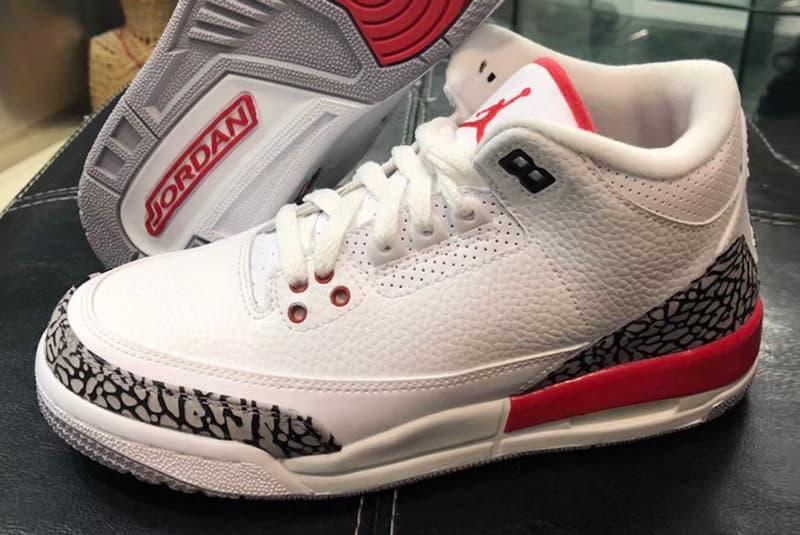 Nike Air Jordan 3 Katrina Jordan Brand Sneaker