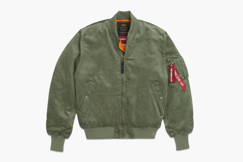 Alpha Industries Cords and Co. Premium Corduroy Capsule
