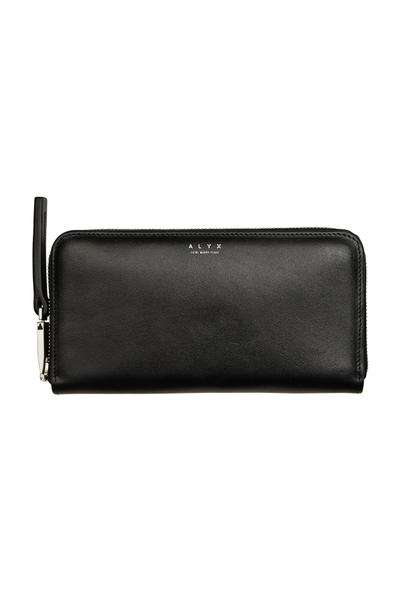 ALYX Leather Goods Wallet Collection Black