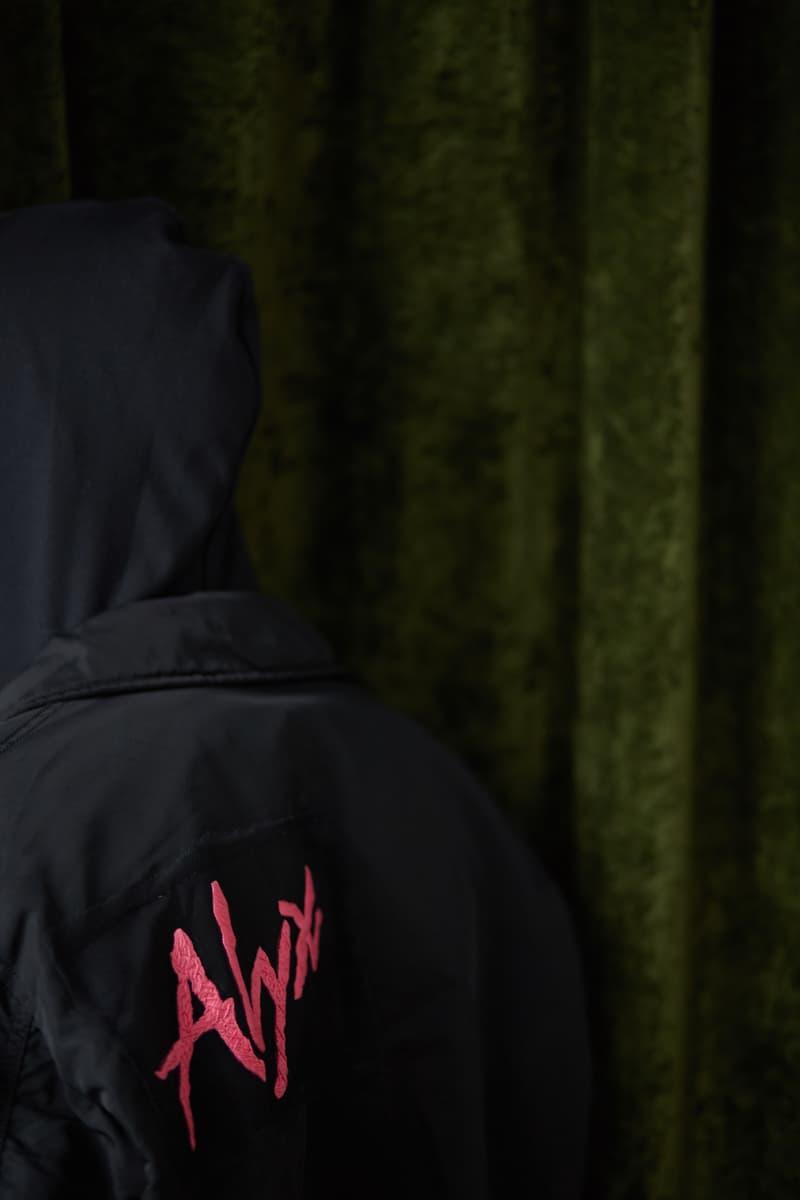 Alyx Matthew Williams KM20 Rollercoaster Belt Bomber Jacket Off-White Virgil Abloh