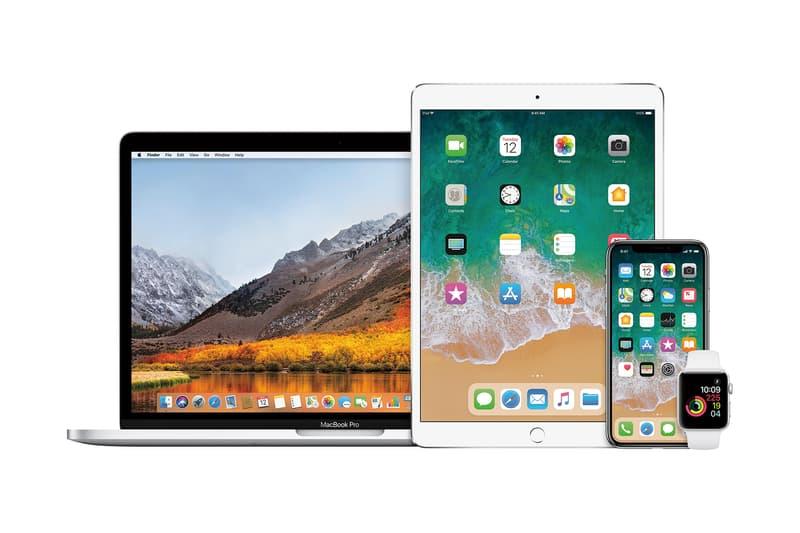 Apple Cross Platform Apps 2018 iOS MacOS iPhone iPad Mac Developers WWDC iOS 12 MacOS 10 4