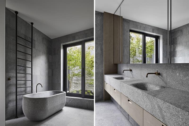Armadale Residence Granite Home B E Architecture