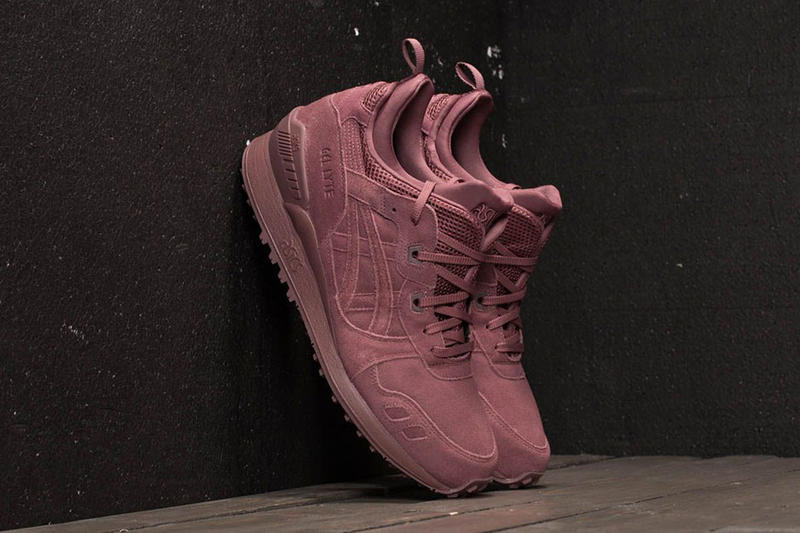 asics asicstiger gel-lyte rose taupe fall winter 2018 release date