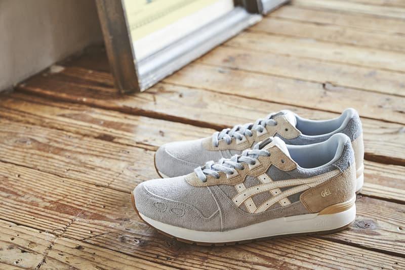 ASICS GEL Lyte V Light Grey Cream Pack 2017 December 22 Release Date Info Sneakers Shoes Footwear atmos