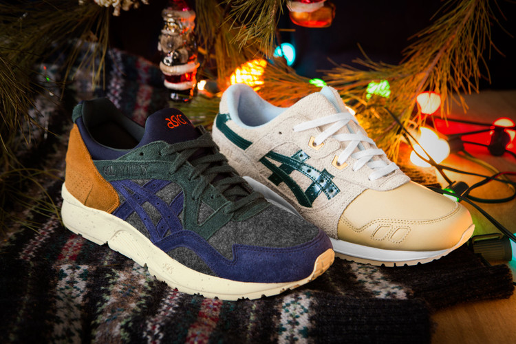 250458a5d289 ASICS Reveals X-Mas Pack Including the GEL-Lyte III   GEL-