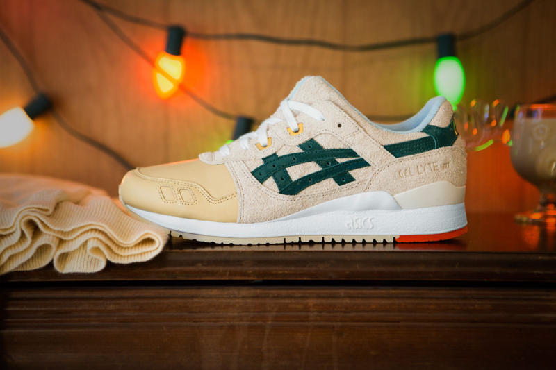 low priced a8e89 0995a ASICS Reveals New X-Mas Pack Fall/Winter 2017 | HYPEBEAST