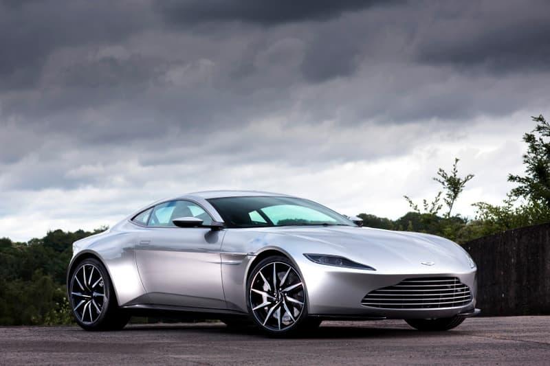 Aston Martin Recalls 5,000 Cars in United States power train transmission park prawl Vantage DB9 DBS, Rapide Virage Vanquish vehicles sports car british
