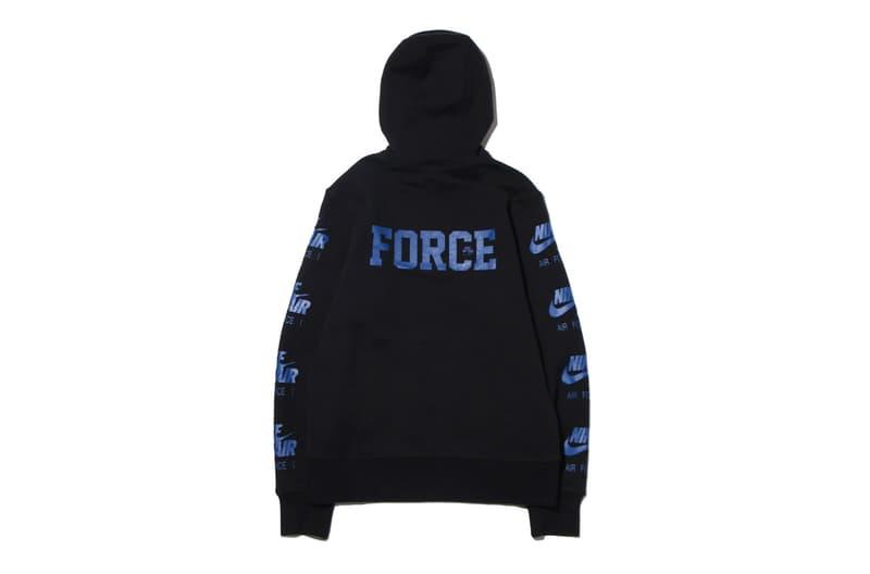 atmos Con Exclusive Nike Air Force 1 Hoodie sports lab Japan