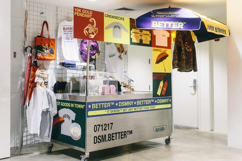 Avi Gold Better™ Hot Dog Pop-Up Dover Street Market New York DSMNY