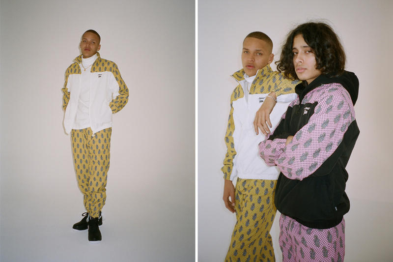 Angelo Baque Supreme Awake NY Patta Tracksuit Streetwear Art Basel Miami Social Studies