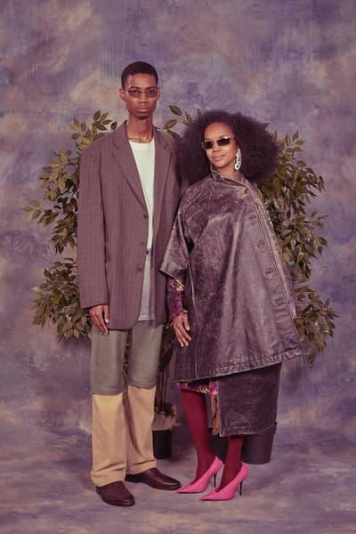 Balenciaga Spring 2018 Campaign Demna Gvasalia Vetements Fashion Week