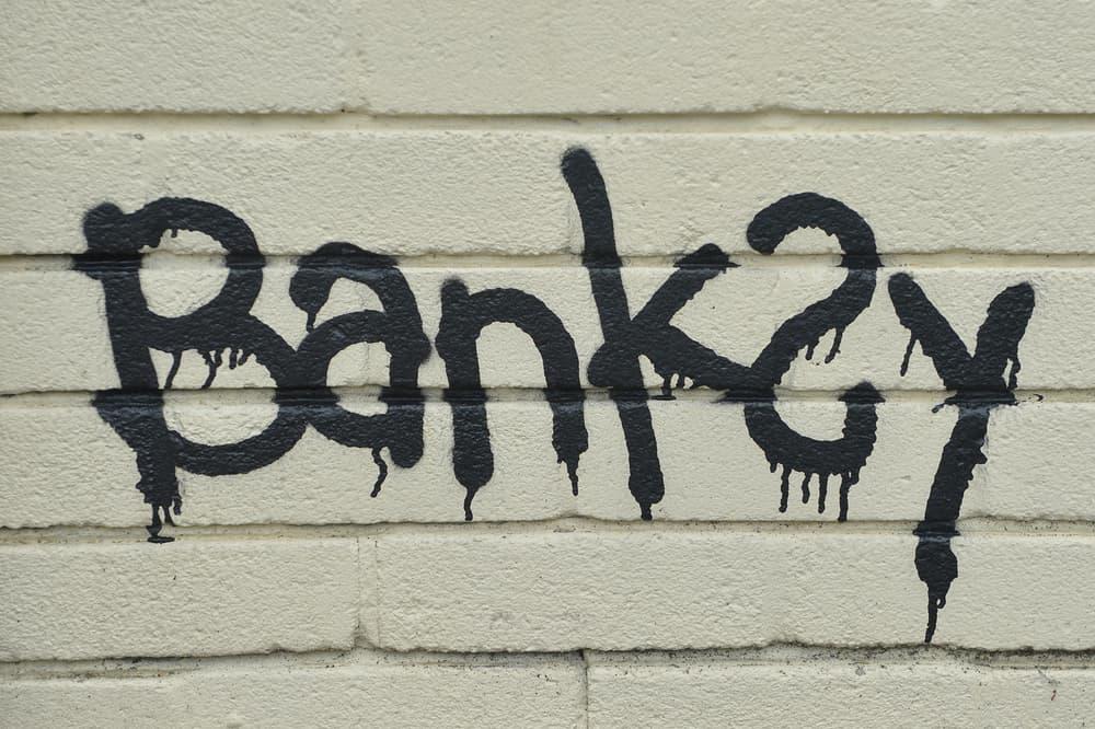 Banksy Alternativity Walled Off Hotel Play Documentary BBC Two Danny Boyle Patrick Holland