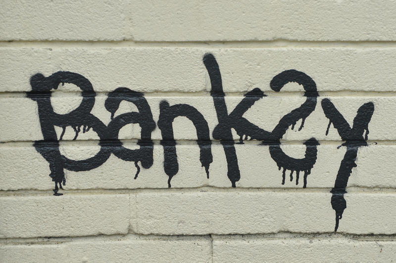 Banksy Alternativity Walled Off Hotel Play Documentary BBC Two Danny Boyle Patrick Holland
