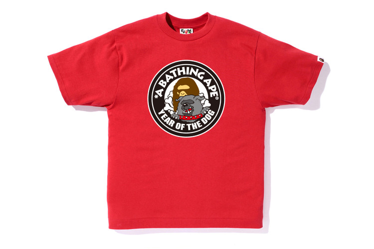 13fa661d072f BAPE Celebrates Lunar New Year With Year of the Dog Collection