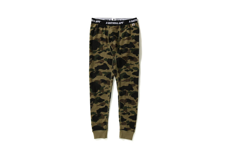 BAPE Releases Winter 1st Camo Collection Hoodies Zip Ups Menswear Streetwear Street Clothing Mens Shark camouflage