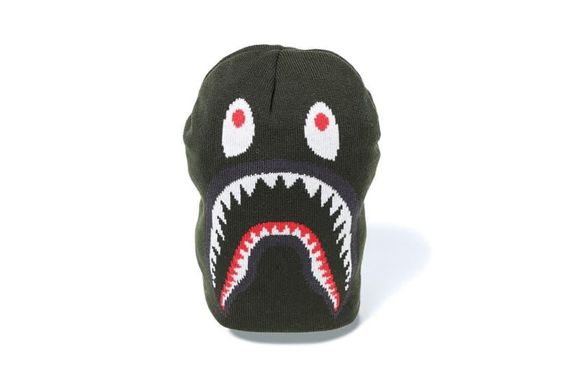 BAPE Streetwear Fashion Accessories Hats Caps Beanies