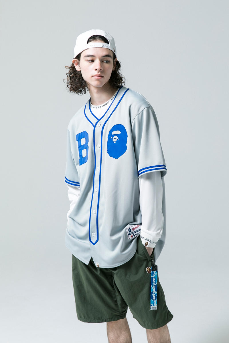 fccc83757f BAPE Spring/Summer 2018 Collection Lookbook BAPE Camouflage Shark Streetwear