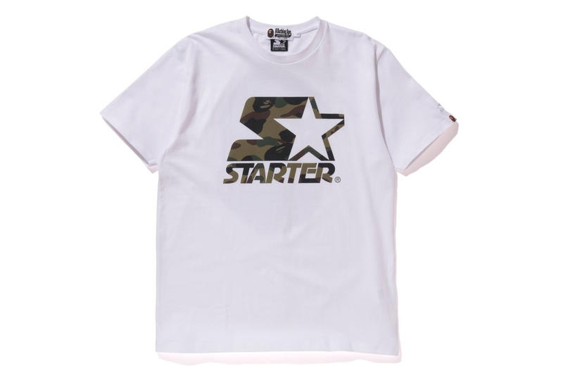 BAPE A Bathing Ape Starter Black Label