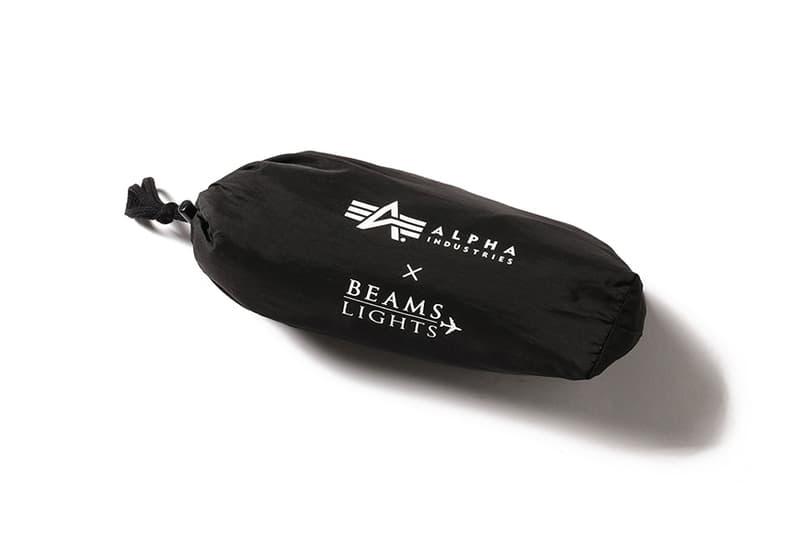 BEAMS LIGHTS Japan Alpha Industries MA1 Flight Jacket Bomber Outerwear Apparel Clothing