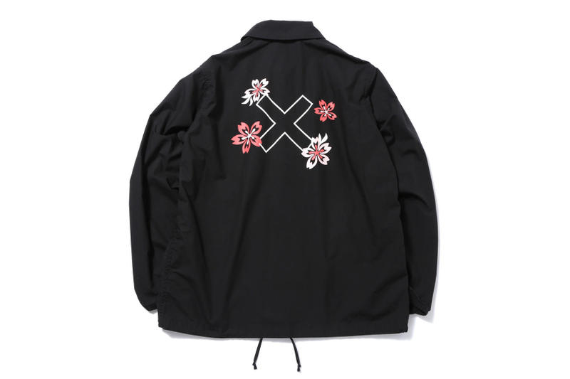 BEAMS x The xx Fuji Rock Festival Collaboration 2017 Tour Concert Capsule Collection