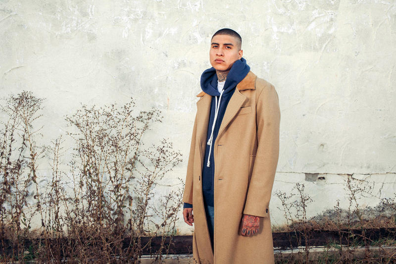 Beautiful Ful Winter 2017 Lookbook Outerwear