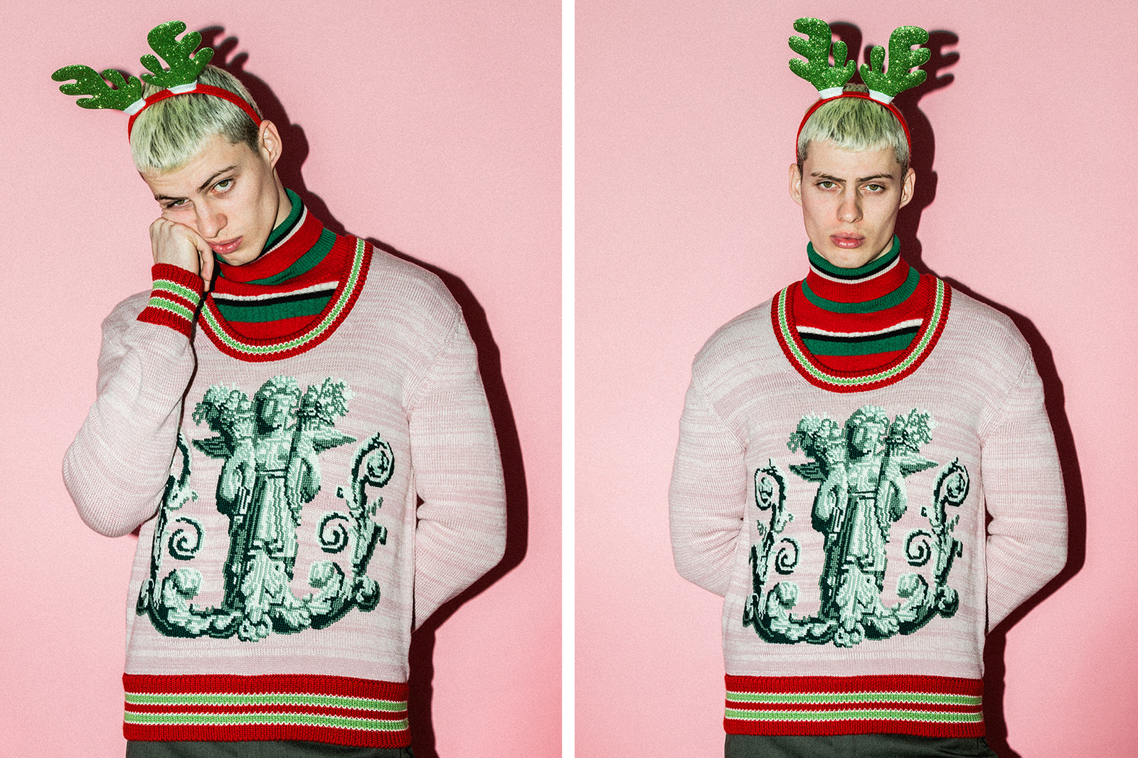 Best Christmas Sweaters 2017 Ugly Santa Gucci
