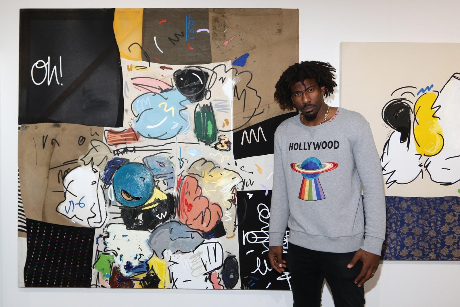 Art Artwork Exhibit Retrospective Jeff Koons Rick Owens Amare Stoudemire David Rockefeller Hidari Zingaro