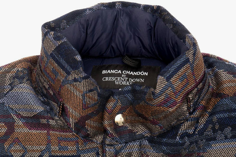 Bianca Chandôn Crescent Down Works English down wool jacket vest outerwear purchase