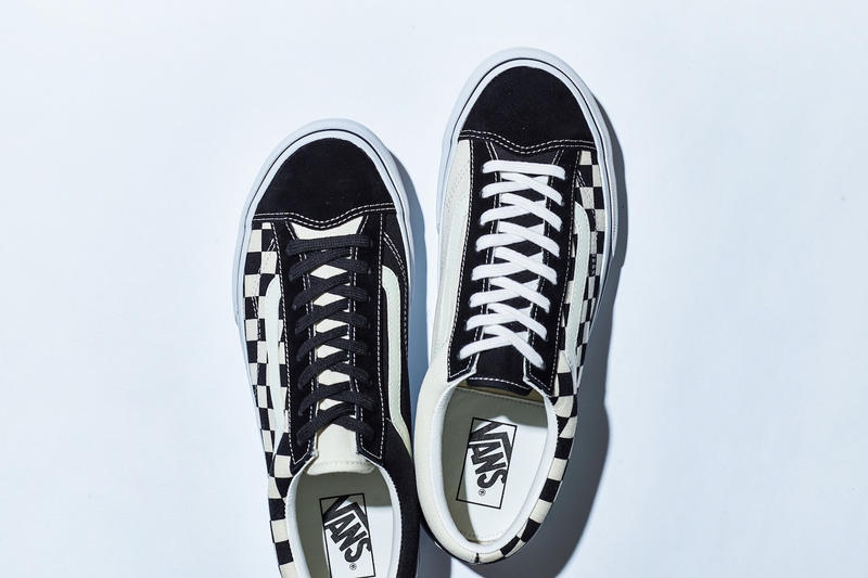 BILLY's Vans Crazy Check Old Skool January 1 2018 Release Date