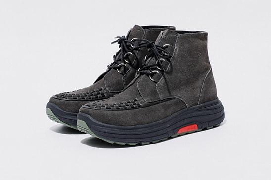 Blackmeans Debuts Hybrid Creeper Running Sneaker. Footwear c333dd4c2