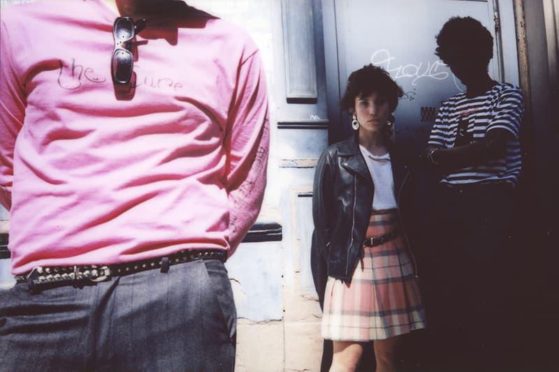 Brendon Babenzien Noah Cure Collaboration SSENSE Interview post-punk music punk goth Robert Smith streetwear